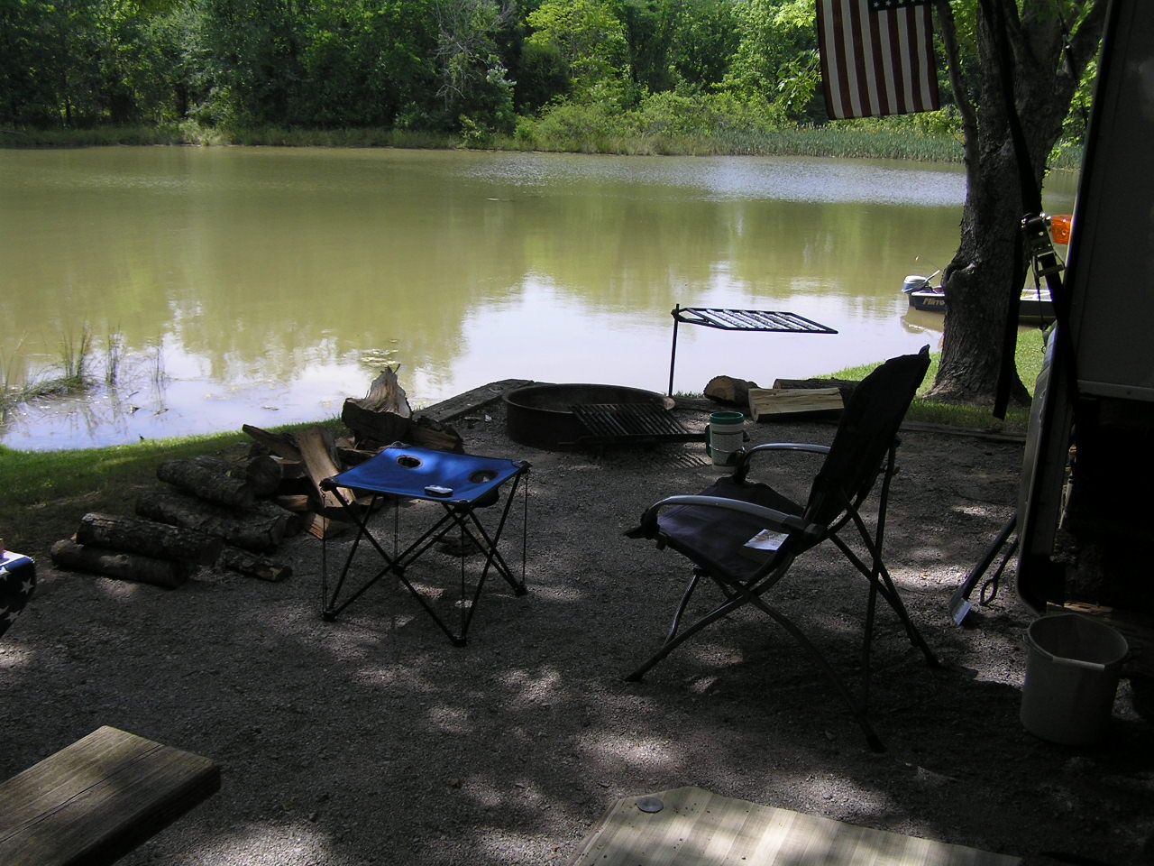 Salt lick creek campgrounds