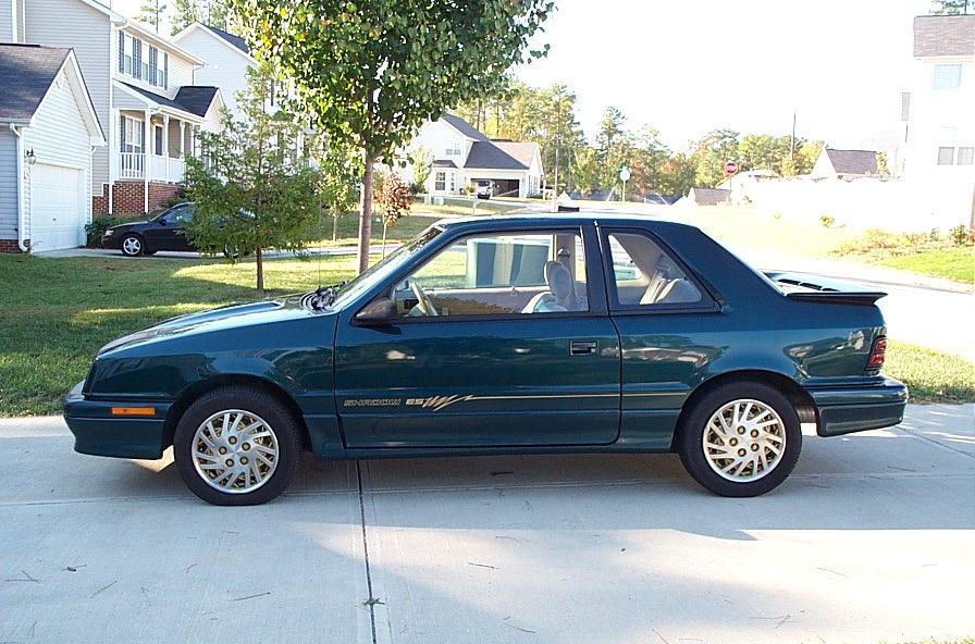 Buy My Shadow - 1993 Dodge Shadow ES