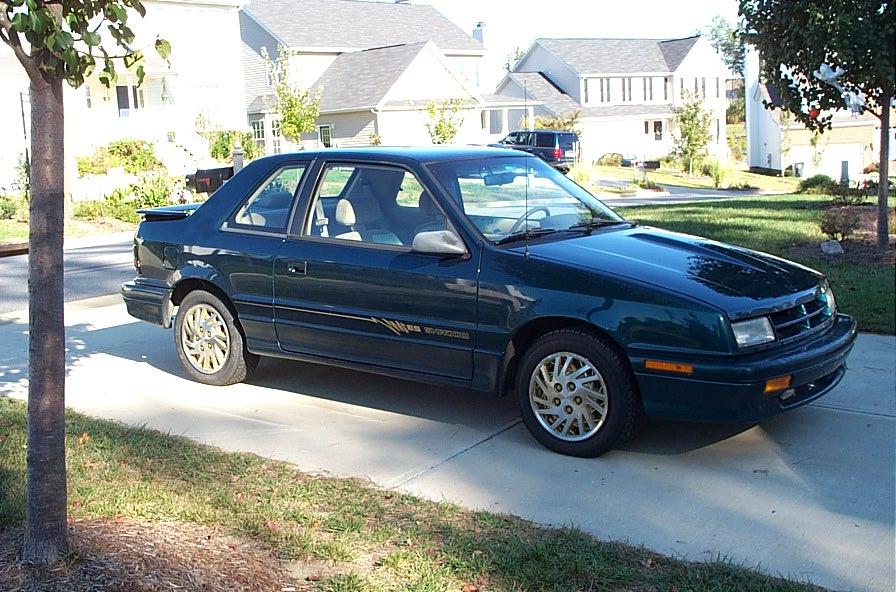 Buy My Shadow 1993 Dodge Shadow Es